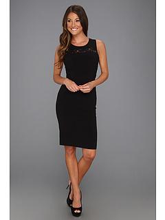 SALE! $134.99 - Save $133 on BCBGMAXAZRIA Violette Woven Cocktail Dress (Black) Apparel - 49.63% OFF $268.00