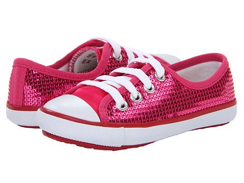 Pampili - 287131 Like Flat (Toddler/Little Kid) (Pink) Girl's Shoes