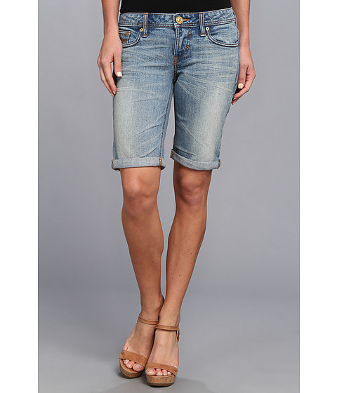 Mek Denim - Simona Bermuda Short in Blue Magic (Blue Magic) Women