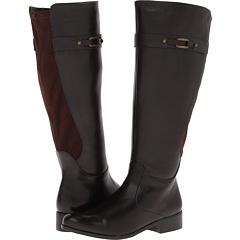 Vaneli Ramex Boot (Wide Shaft) (T.Moro Nappa T.Moro Super Star Suede) Footwear