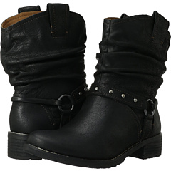 Sofft Adan (Black Old West) Footwear
