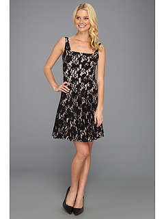 SALE! $37 - Save $111 on Maggy London Fit and Flare Lace Dress (Black) Apparel - 75.00% OFF $148.00