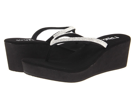 Flojos - Anna (Black) Women's Shoes