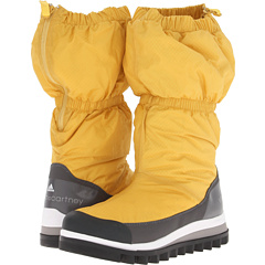 adidas by Stella McCartney Selasphorus Boot (Sharp Yellow Grey Rock Running White) Footwear