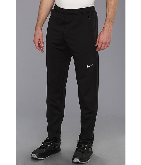 Nike - Element Thermal Pant (Black/Black/Reflective Silver) Men's Workout
