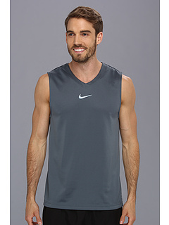 SALE! $16.99 - Save $18 on Nike Elite Ultimate Sleeveless Top (Armory Slate Gamma Blue Gamma Blue Light Armory Blue) Apparel - 51.46% OFF $35.00