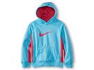 Nike Kids KO Swoosh Hoodie (Gamma Blue)