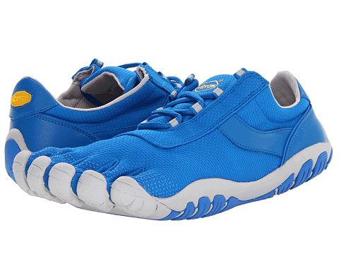 Vibram FiveFingers - Speed XC Lite (Blue/Grey) Men's Shoes