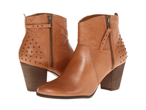 Bella-Vita - Kinsey (Camel Leather) Women's Boots