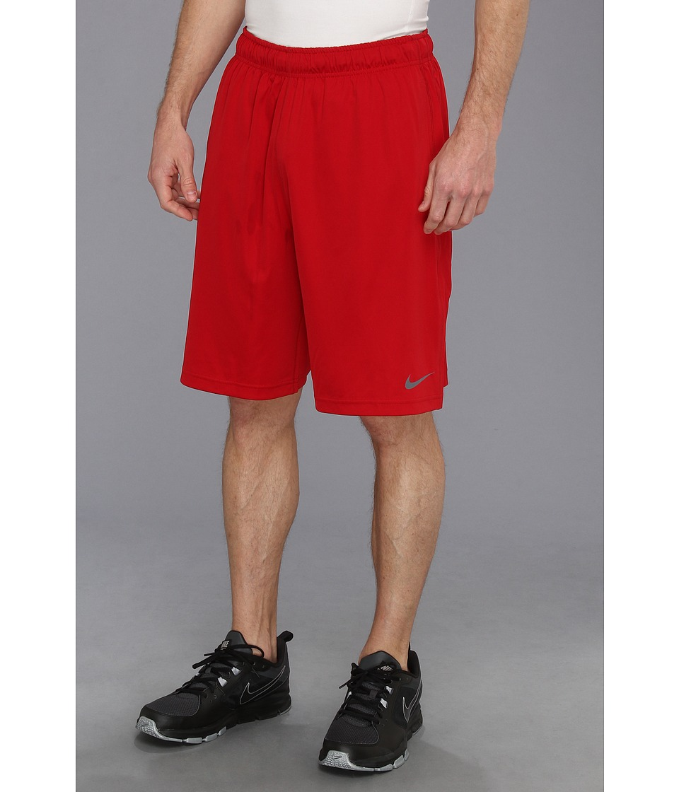 Nike - Fly Short 2.0 (Gym Red/Gym Red/Flint Grey) Men