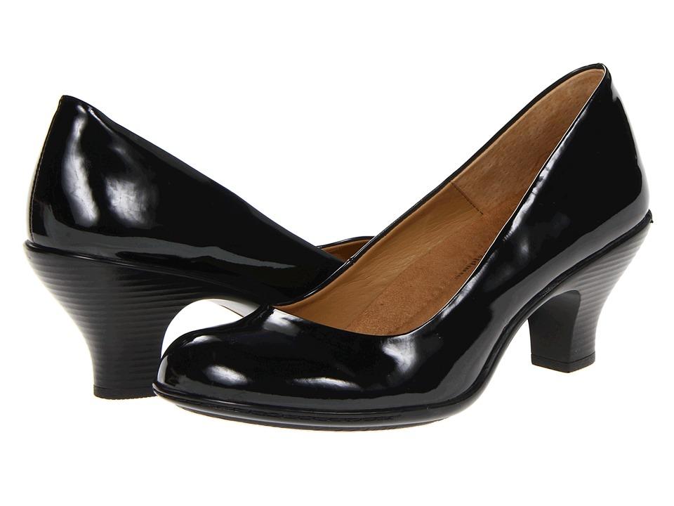 Comfortiva - Salude (Black Patent) High Heels
