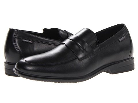 Mephisto - Eric (Black Palace) Men's Shoes
