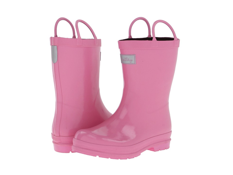 Hatley Kids - Rain Boots (Toddler/Little Kid) (Pink) Girls Shoes