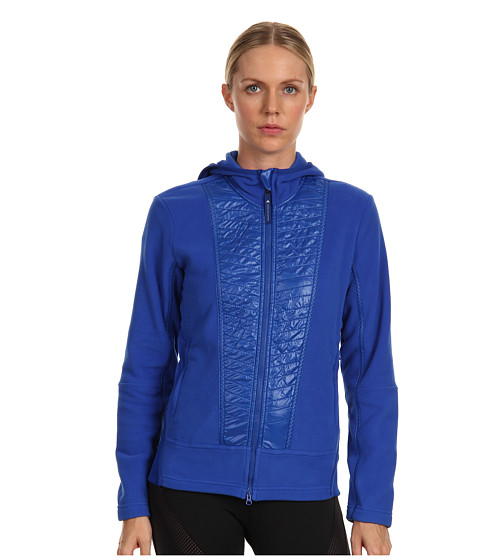 adidas by Stella McCartney - Performance Fleece (True Blue) Women