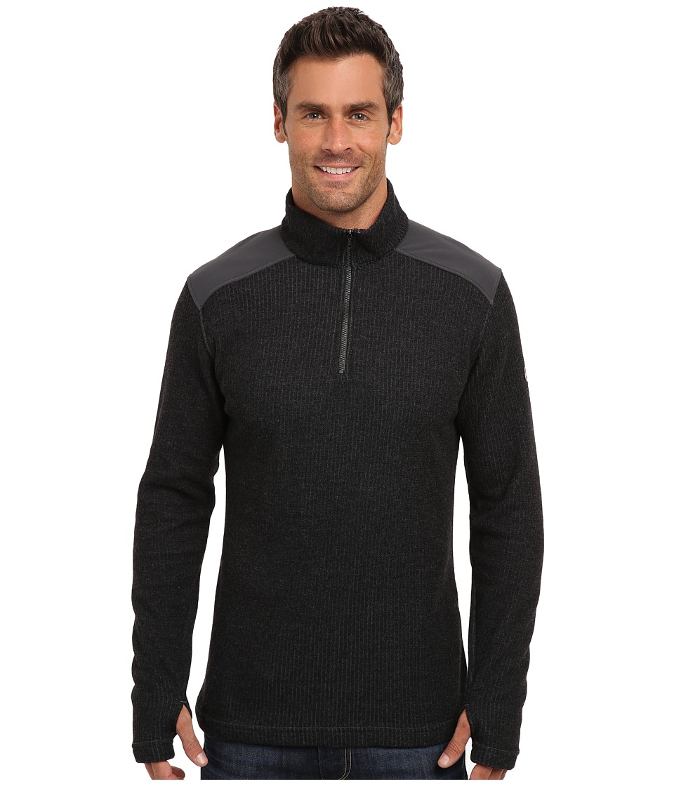 Kuhl - Rival 1/4 Zip (Carbon) Men