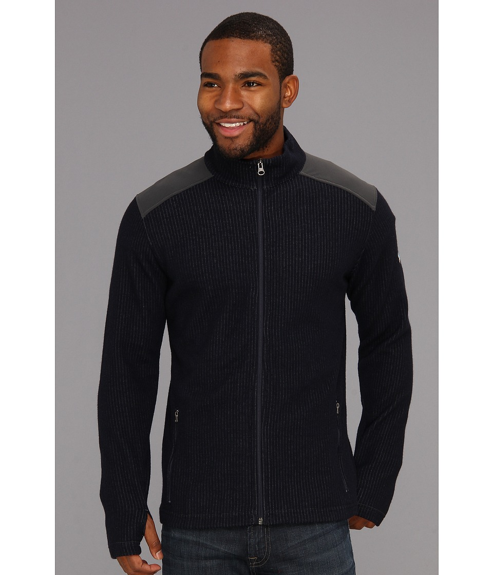 Kuhl - Rival Full Zip (Midnight Blue) Men