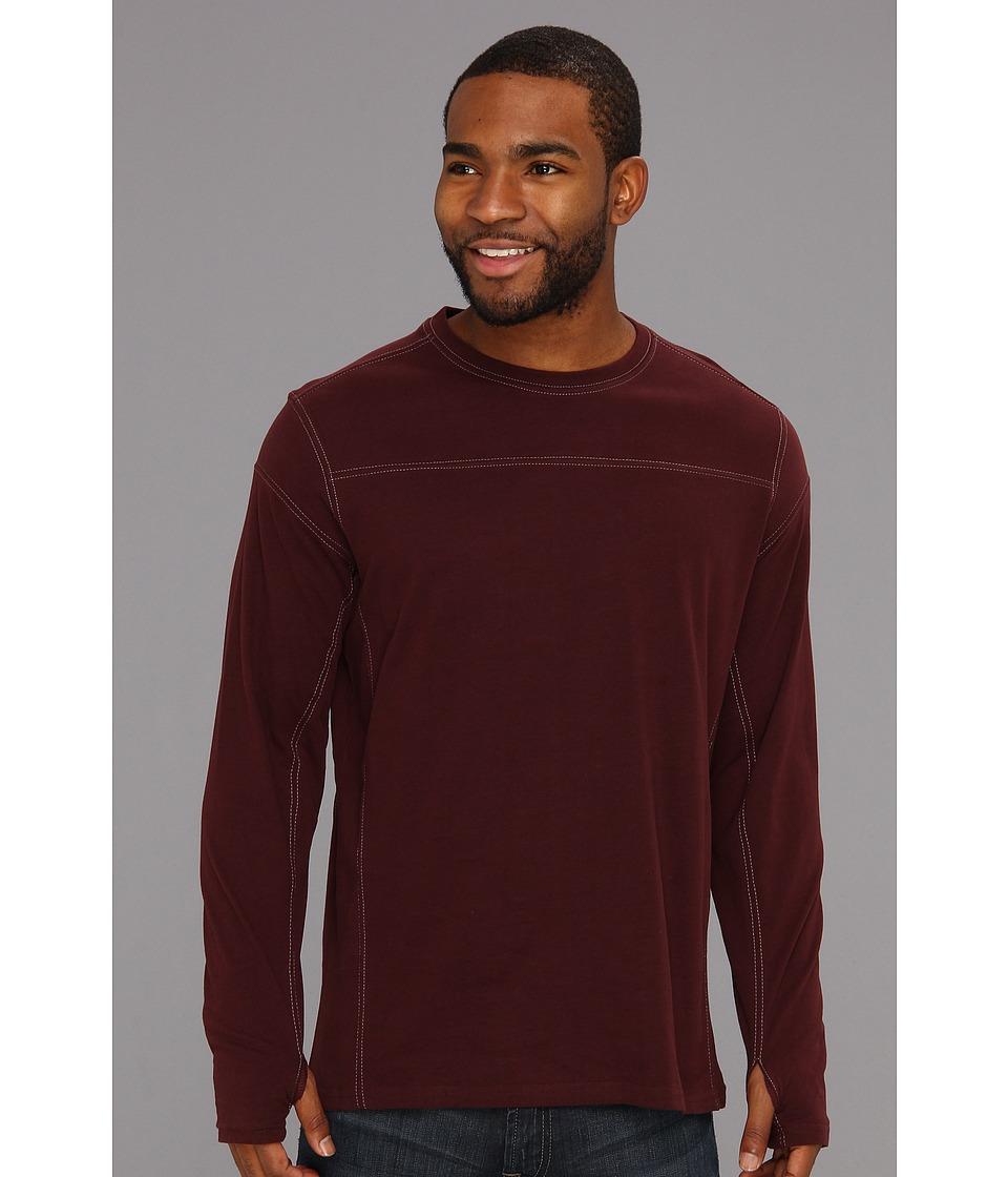 Kuhl Blast Split Sleeve Shirt (Brick) Men