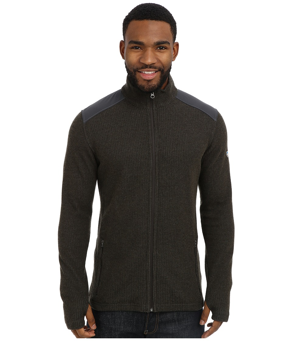 Kuhl - Rival Full Zip (Breen) Men's Sweater
