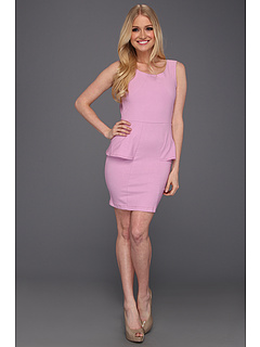 SALE! $21.99 - Save $47 on Type Z Eliza Peplum Dress (Lavender) Apparel - 68.13% OFF $69.00