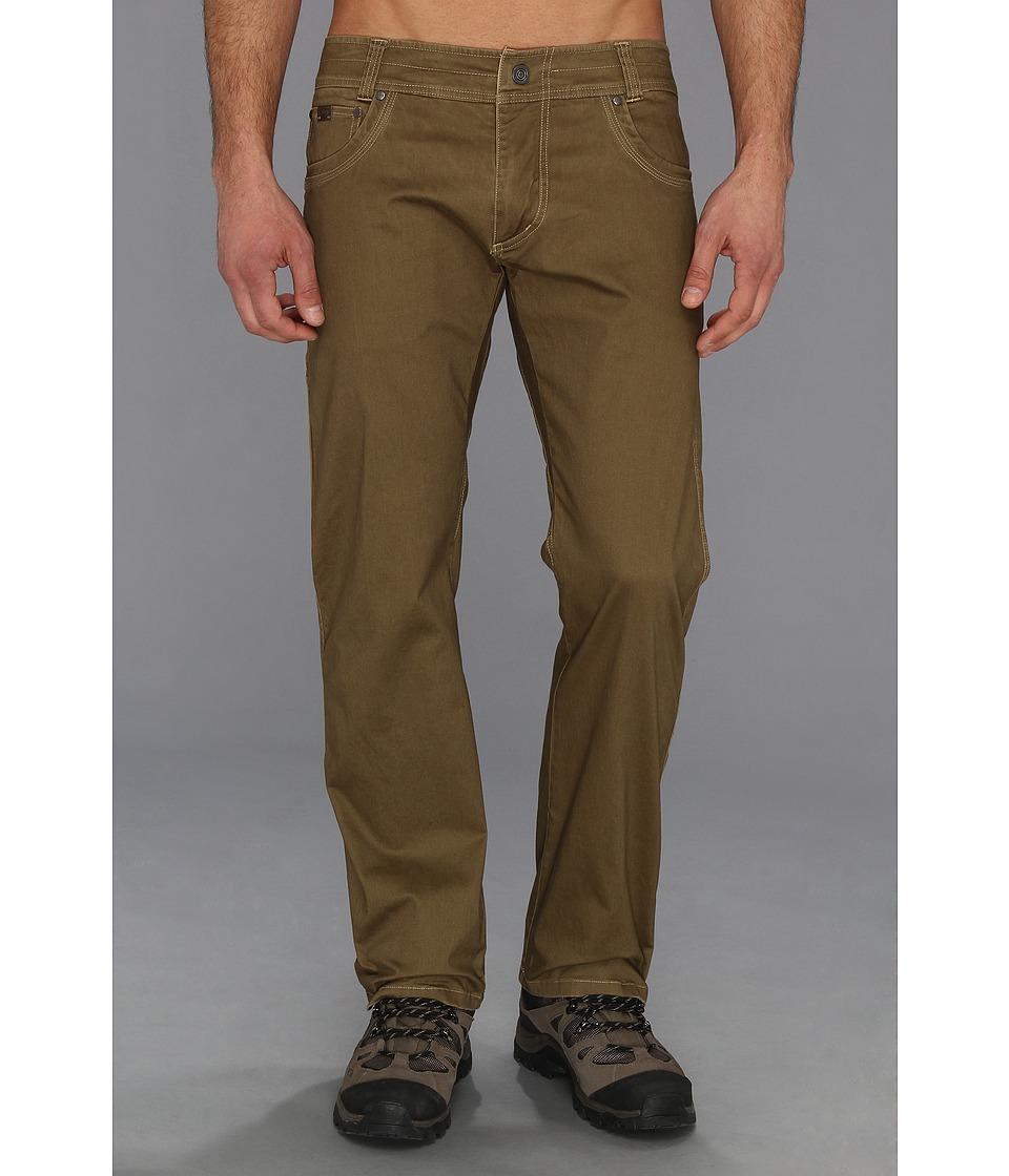 Kuhl - D'lux Pant (Dark Khaki) Men's Jeans