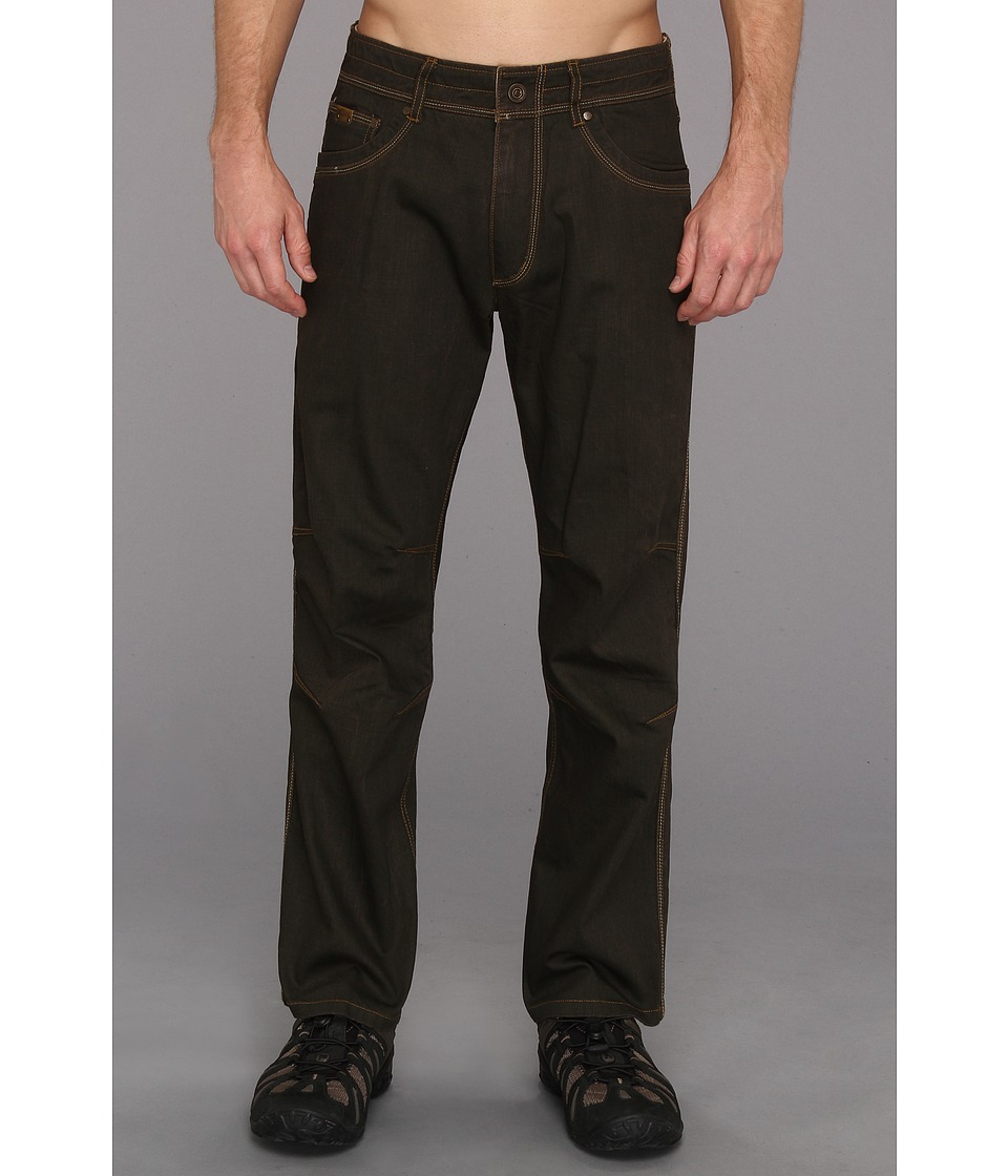 KUHL - Riot Raw Denim (Brown) Men's Clothing