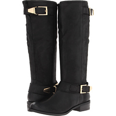 Steve Madden Suspekt (Black Leather) Footwear