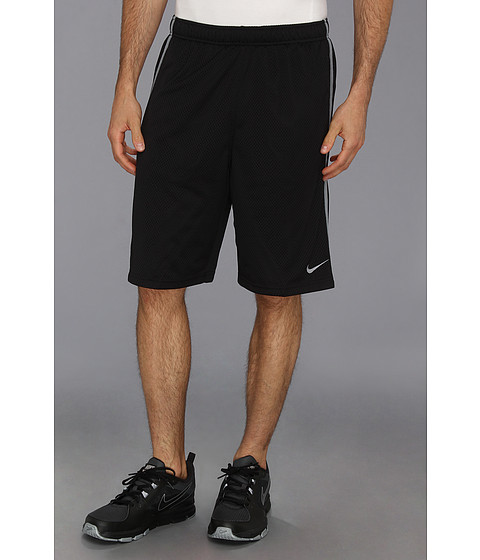 Nike - Monster Mesh Short (Black/Cool Grey/Cool Grey) Men's Workout