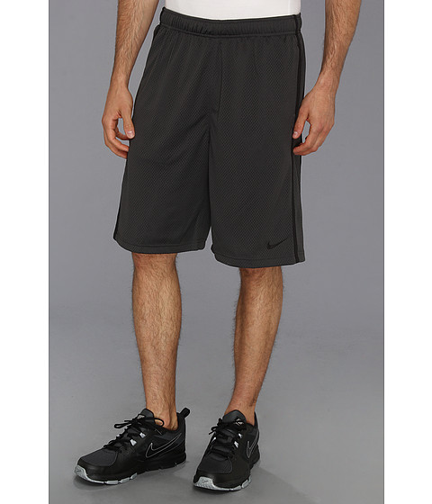 Nike - Monster Mesh Short (Anthracite/Black/Black) Men