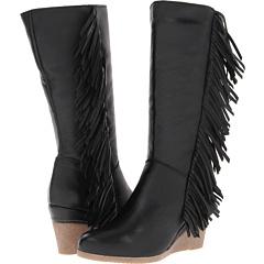 Eric Michael Fringe (Black) Footwear