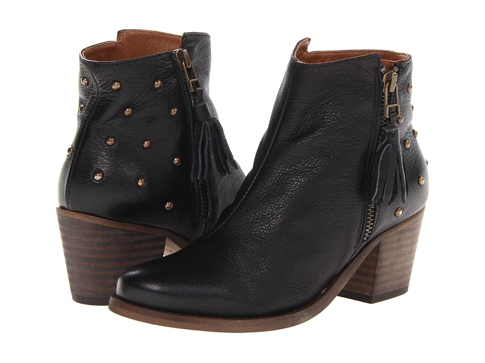 Eric Michael - Yuma (Black) Women's Zip Boots