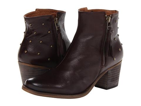 Eric Michael - Yuma (Brown) Women's Zip Boots