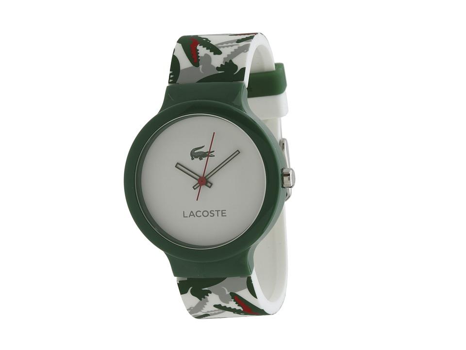 Lacoste - GOA 2020060 (White) Analog Watches