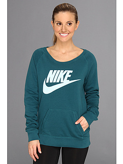SALE! $31.99 - Save $18 on Nike Rally Crew (Dark Sea Sail) Apparel - 36.02% OFF $50.00