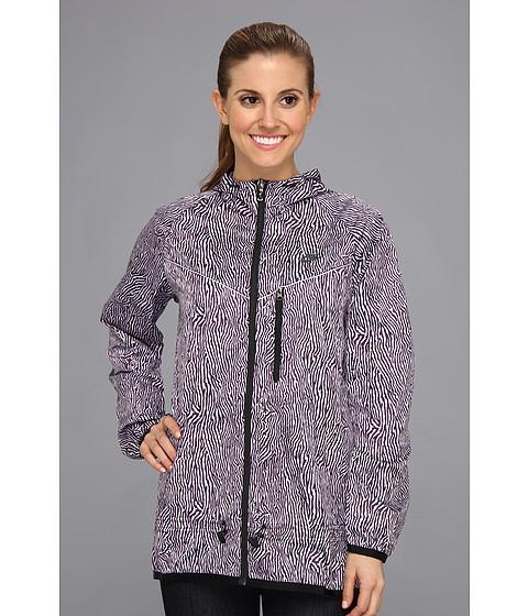 Nike RU Blacklight Flash Printed Windrunner (Purple Dynasty/Violet Frost) Women's Jacket