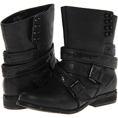 Not Rated One Step (Black) Footwear