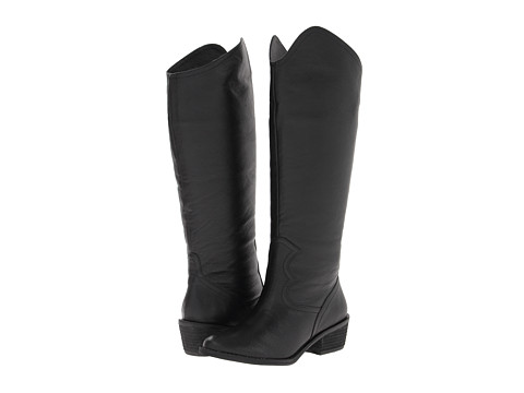 Naughty Monkey - Same Note (Black) Women's Boots