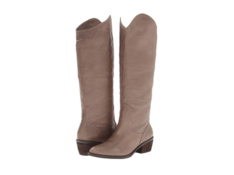 Naughty Monkey - Same Note (Taupe) Women's Boots