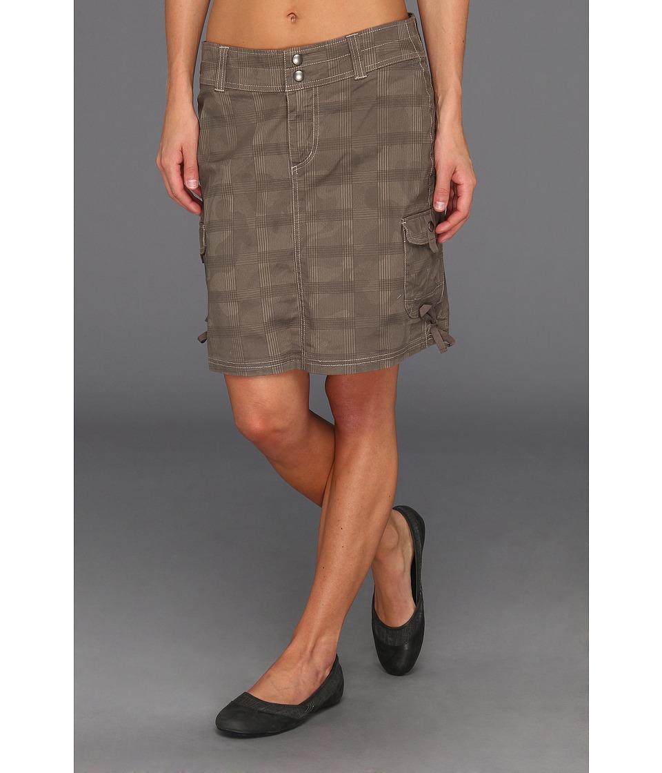 Kuhl - Katerina Skirt (Camo Khaki) Women
