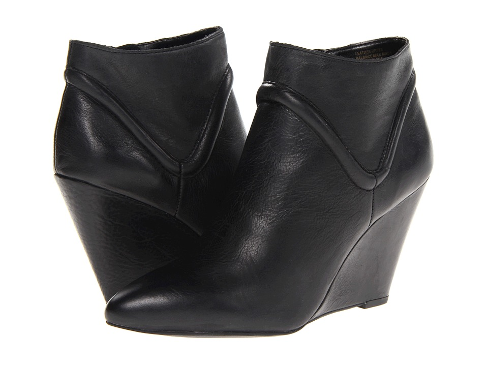 Seychelles - Won't Wait (Black) Women's Wedge Shoes