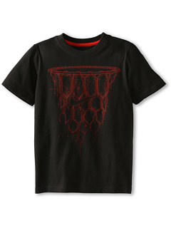 SALE! $9.99 - Save $8 on Nike Kids Circuit Net Short Sleeve Tee (Little Kids Big Kids) (Black Univeristy Red) Apparel - 44.50% OFF $18.00