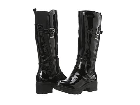 Rockport - Lorraine II Lite Rainboot (Black Patent) Women's Rain Boots