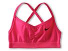 Nike Kids Ya Victorious Bra (Little Kids/Big Kids) (Pink Force/Black)