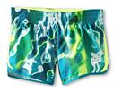 Nike Kids 3 Printed Dash Short (Little Kids/Big Kids) (Tropical Teal/Tropical Teal/Volt/Reflective Silver)