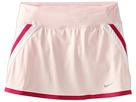 Nike Kids Power Skort (Little Kids/Big Kids) (Arctic Pink/White/Hyper Fuchsia/Matte Silver)