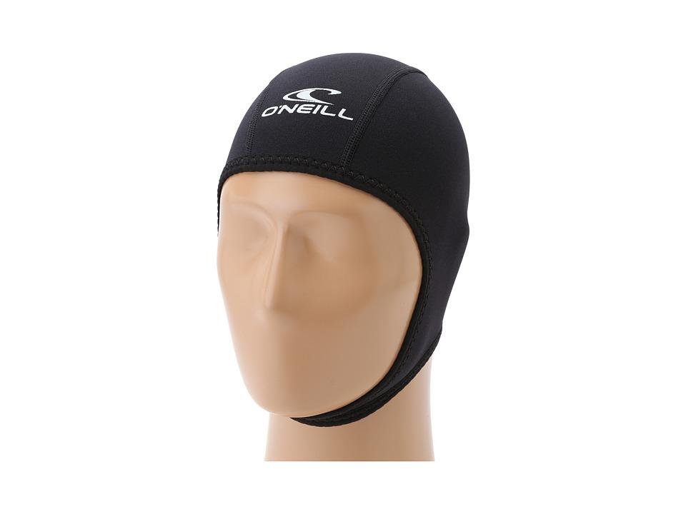 O'Neill - 1.5MM Thinskins Hood (Black) Caps