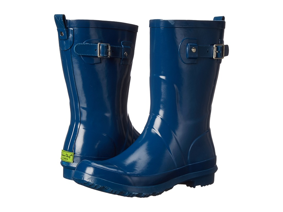Western Chief - Classic Mid Boot (Navy) Women's Rain Boots