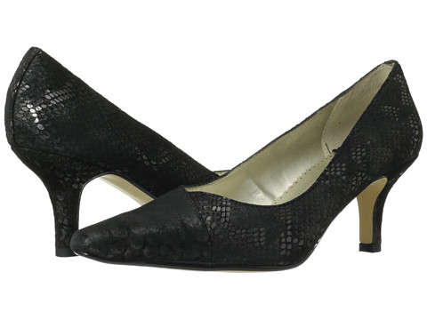 Bella-Vita - Wow (Black/Silver) High Heels