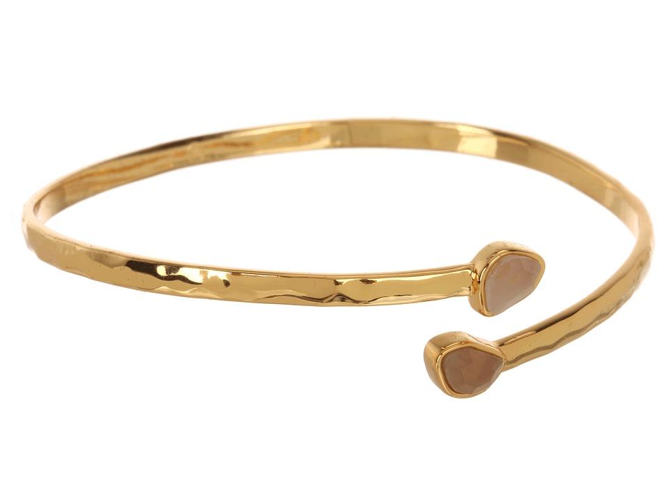 gorjana - Daphne Cuff Bracelet (Grey) Bracelet