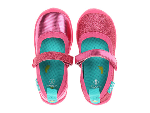 CHOOZE - Dance Twinkle (Toddler/Little Kid) (Twinkle Fuchsia) Girls Shoes