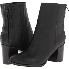 Seychelles Can`t You See (Black Leather) Footwear